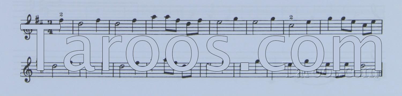گیتار قطعه Cuckoo Waltz