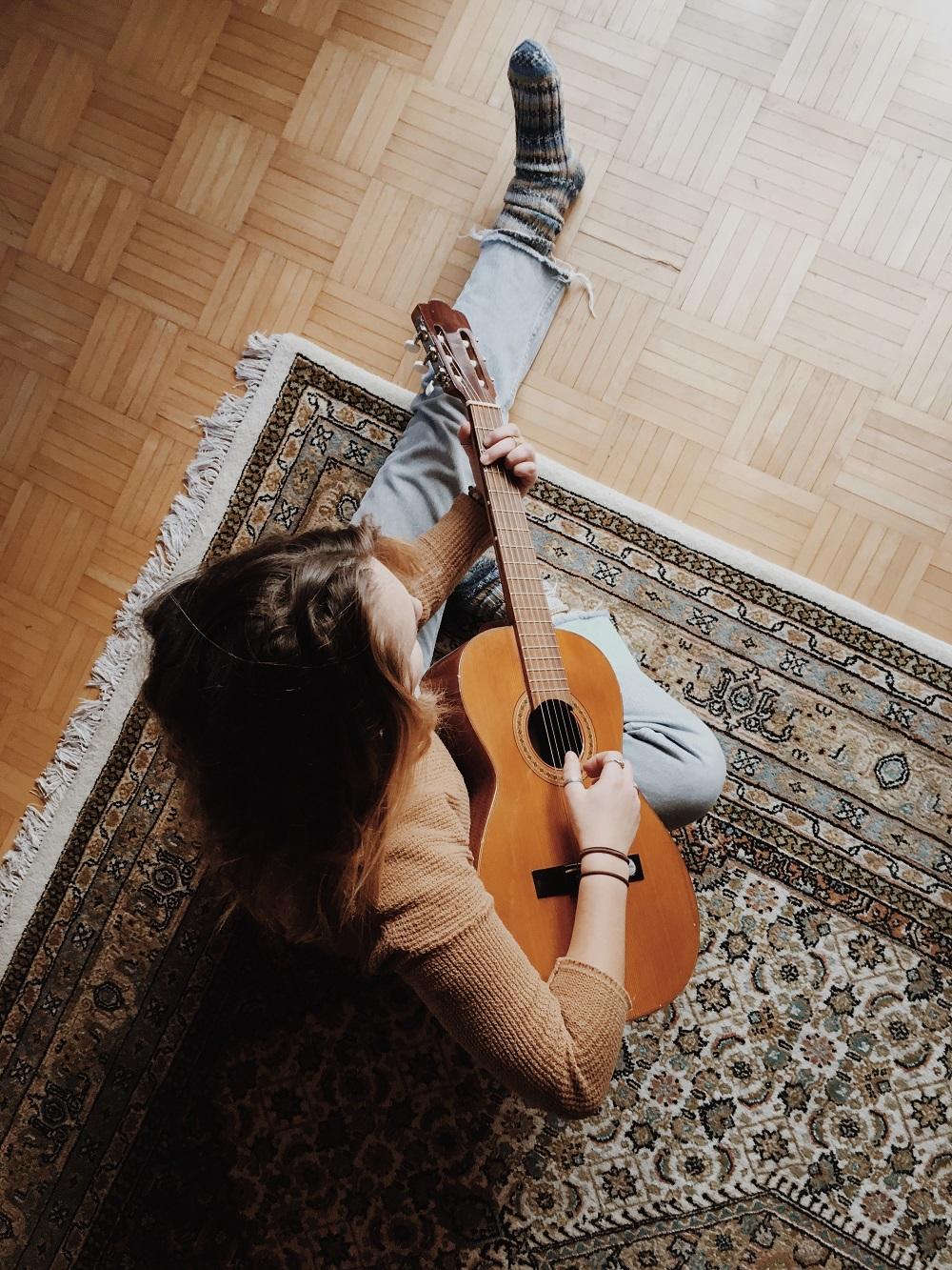 آموزش گیتار جلسه هفدهم