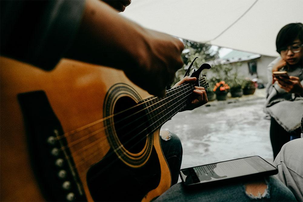آموزش گیتار جلسه 32