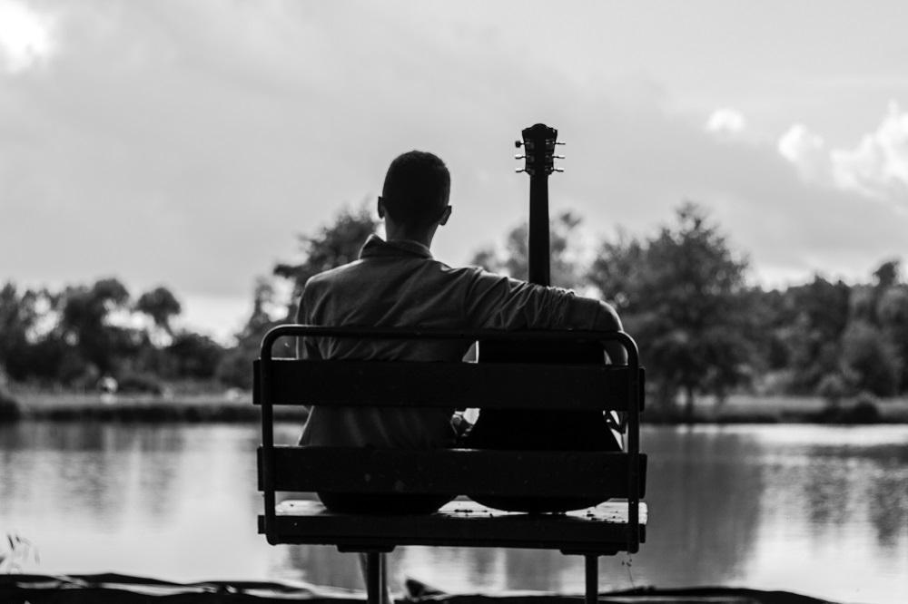 آموزش گام C گیتار